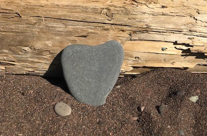 Stone CreationLog Leslie